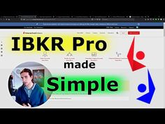 Interactive Brokers Pro Account Guide (Fees, Margin, Interest) - YouTube Interactive Brokers, Make It Simple, Accounting, Youtube, Youtubers, Youtube Movies