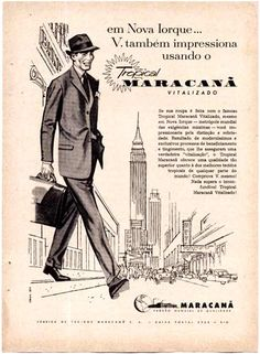 propagandas antigas - anos 50