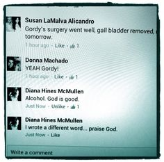 Funniest auto correct ever. Mom need's to watch for that!!!!!