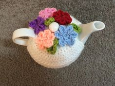 Tea cosy for a small 1/2 cups cozy handmade door SpecialHandmade482