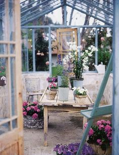 designer Kelly Harmon, how I miss a garden room