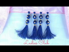 Saree Kuchu designs - YouTube