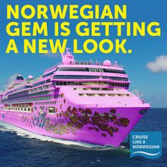What do you think? Family Cruise, Cruise Vacation, Norwegian Cruise Line, My Dream, Sailing, Cruises, Trips, Travel, Candle