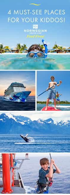 Explore the Magnificent World through Luxury Cruise – Travel By Cruise Ship Vacations To Go, Caribbean Vacations, Vacation Places, Places To Travel, Places To Go, Family Vacations, Family Travel, Cruise Travel, Cruise Vacation