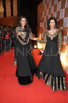 Malaika and Neha attend the Swades Fundraiser 5