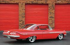 1961 Chevrolet Impala.