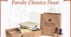 BBQ, KC, KCMO, Family Classics, Package,