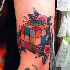 Frank Grimes - Gastown Tattoo, Vancity