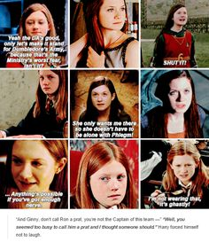 Ginny Weasley - Happy birthday!! Aug 11th