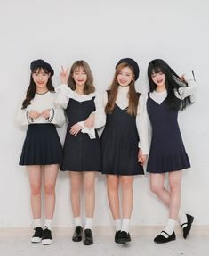 Korean Fashion – How to Dress up Korean Style – Designer Fashion Tips Korean Fashion Trends, Korean Street Fashion, Korea Fashion, Asian Fashion, Look Fashion, Girl Fashion, Womens Fashion, Fashion Design, Girl Outfits