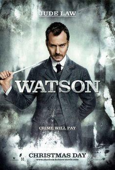Sherlock Holmes. Watson