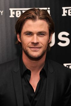 Chris Hemsworth | An Official Ranking Of The 51 Hottest Bearded Men In Hollywood