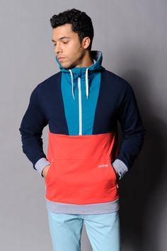 JKT- CLR BLCK Hooded Jacket, Athletic, Jackets, Men, Fashion, Jacket With Hoodie, Down Jackets, Moda, Athlete