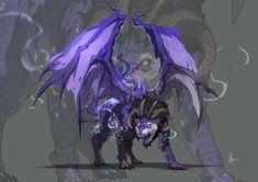 Dark and Day: Chimera by nJoo.deviantart.com on @deviantART