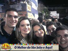 Nathália Nagle Araújo Costa Santa Cruz/Rio Grande do Norte — com Lais Cavalcanti, Ana Rafaella e Nathália Araújo.