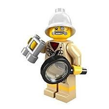 Series 13 Minifig Fig Only col205 CMF Collectible G Fencer Lego Minifigure