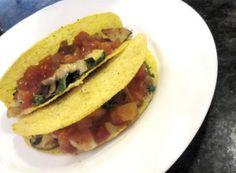 Kale and Potato Tacos   neatandnutritious.com