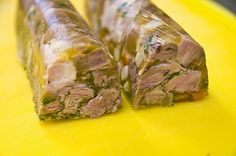 Czech Recipes, Ethnic Recipes, Smoking Meat, Food 52, Charcuterie, Pork, Food And Drink, Appetizers, Low Carb