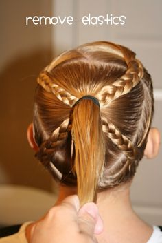 Lots of cute hair ideas for the kids