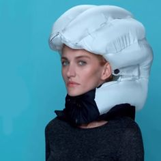 YES ! An airbag for Cyclists ! Source