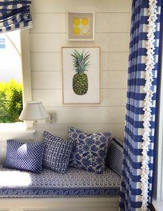 Mark Sikes Coastal Living Idea House | Linda Holt Interiors