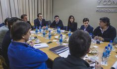 Reunión de Intendentes de Región Norte 2 en Campana con foco en el tratamiento de RSU