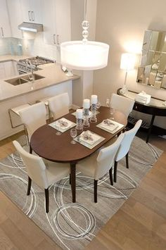 Offering a dark beige color palette and contemporary inspired look, this geometric design will transform any room. #madeinusa #AmericanRugCraftsmen