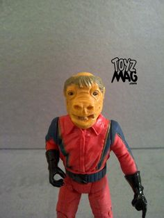 ToyzMag.com » Star Wars POTJ : Zutton