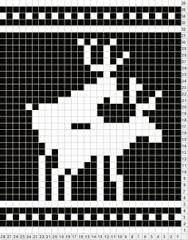 Bilderesultat for moomin knitting pattern Crochet Skull Patterns, Fair Isle Knitting Patterns, Pony Bead Patterns, Crochet Beanie Pattern, Knitting Charts, Cross Stitch Patterns, Cross Stitches, Loom Crochet, Pixel Crochet