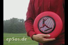 Ultimate Frisbee Throwing in Park