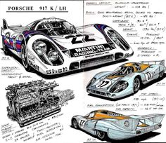 Werner Buhrer 917k & LH 1971                                                                                                                                                                                 もっと見る