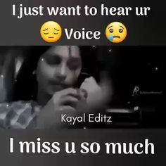 Really wont to hear ur voice ☹️😢 Miss U Quotes, Love Hate Quotes, Love Song Quotes, Quotes About Hate, Couples Quotes Love, Love Songs Lyrics, Love Quotes For Him, Couple Quotes, Life Quotes