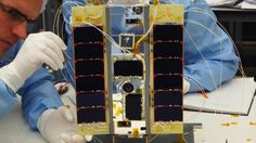 Nexus One becomes the world's first phone satellite | Surrey Space Centre launched the Google smartphone into orbit to help test a new nanosatellite. Buying advice from the leading technology site