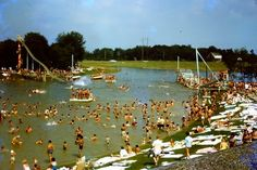 Holiday Sands in Ravenna, Ohio. Old school water park before they had slides! Great Memories, Childhood Memories, Ravenna Ohio, Holiday Places, The Good Old Days, Summer Of Love, Holiday Travel, Back In The Day, Cool Places To Visit