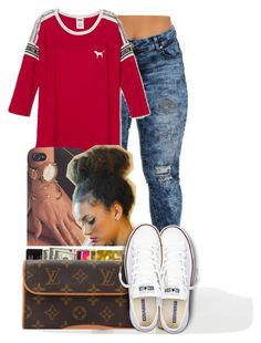 """""""."""" by ray-royals ❤ liked on Polyvore featuring Converse"""