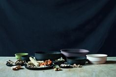 KOSUKE ARAKI | DESIGN | FOOD WASTE WARE - in Kitchen (2013)