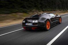 2018-2019 Bugatti Veyron Vitesse WRC — a new world record