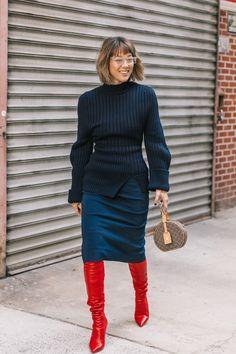 Street Style #NYFW / Día 6