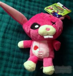 Outnumbered 3 to 1: Zombie Pets Are Plush Walking Cute by Bulls i Toys
