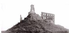 Plaveč Castle ruins