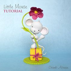 Little Mouse Tutorial - CakesDecor
