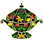Floral Pots (33 designs)