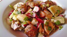 Semmelknödelsalat mit Bratwurst, ein sehr leckeres Rezept aus der Kategorie Fleisch & Wurst. Bewertungen: 5. Durchschnitt: Ø 4,0.