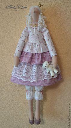 Куклы Тильды ручной работы. Ярмарка Мастеров - ручная работа Кукла Тильда: Принцесса Мирабелла. Handmade.
