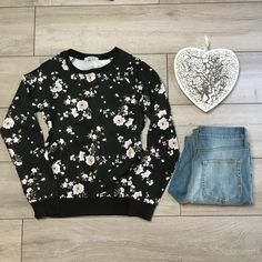 What can we say about the beautiful Lillian sweater except that it's just a must have 🌸 Pair this ridiculously cute sweater with your favourite denims for a cute daytime look 🌸 Cute Sweaters, Must Haves, Jumper, Floral Tops, Pairs, Denim, Beautiful, Women, Fashion