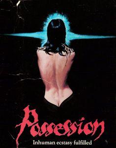 possession VHS movie 80s