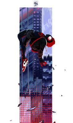 Marvel Dc, Marvel Comics, Spaider Man, Miles Morales, Spider Gwen, Marvel Wallpaper, Spider Verse, Sherlock Holmes, Dc Universe
