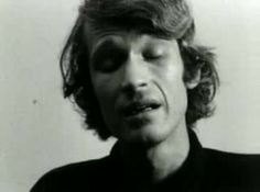 Bas Jan Ader (1942-1975, Netherlands)  Conceptual artist who was eventually lost at sea while trying to cross the Atlantic alone on a small boat.  Another artist with whom I fell in love after seeing an exhibition of his work.