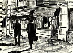 Urban Sketchers Portugal: Teresa Ruivo
