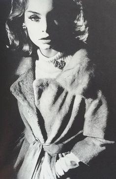 early 1960's fashion Jean Shrimpton
